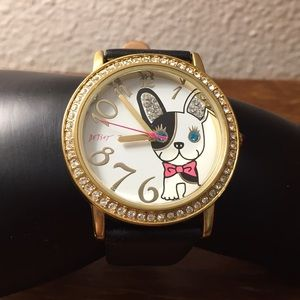 Betsey Johnson puppy watch - needs battery